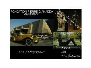 Exposition Fondation Pierre Gianadda