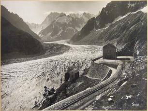 Comment se Sont Formés les Glaciers des Alpes