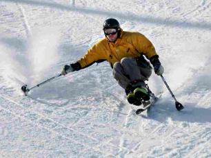 Adaptive Skiing in Chamonix - Skiing with Disabilities in Chamonix