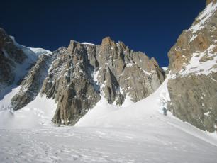 Voie Mixte Chamonix Mont Blanc - Gabarrou Albinoni
