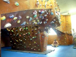 Chamonix Indoor Climbing