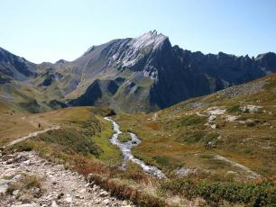 Hikes near Chamonix - Hiking around St. Gervais