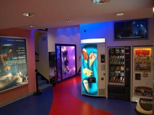 Cinéma Vox - Interieur
