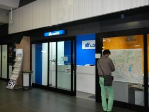 Bergamo Orio al Serio Locauto Car Hire Company