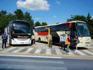 Malpensa Bus Station