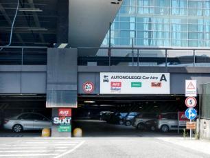 Milan Malpensa Airport Car Hire Parking Terminal 1