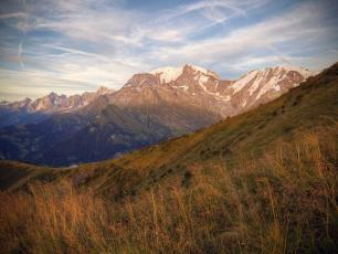 Hiking near Chamonix - Megeve