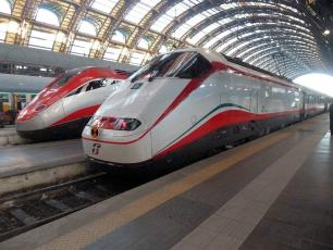 Milan Central Rail Station