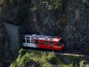 Mont Blanc Train Express