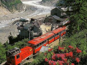 Montenvers Train & Mer de Glace