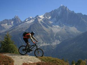 Chamonix Mountain Biking Useful Tips