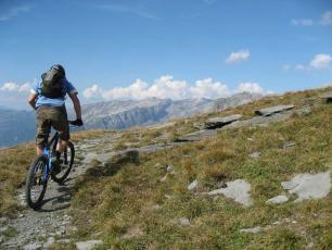 Mountain Bike races & competitions around Chamonix