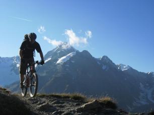 Mountain Bike in Chamonix - Cross Country