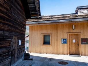 Musée Montagnard, Les Houches, Chamonix Vallée du Mont Blanc