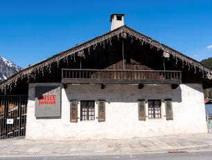 Musee Montagnard in Les Houches, Chamonix Mont Blanc Valley Copyright @ Musee Montagnard