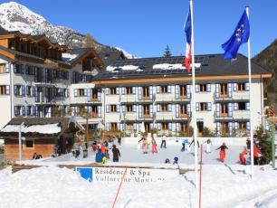 Vallorcine Ice Rink Chamonix