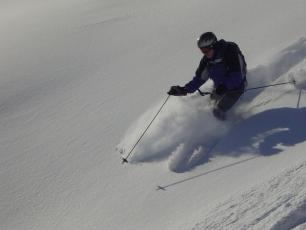 Hors Piste en Chamonix Mont-Blanc