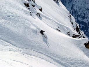 Plan de l'Aiguille - Hors Piste Chamonix