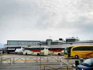 Orio al Serio Bergamo Airport Bus Station