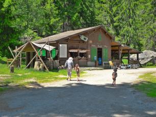 Paradise de Praz Center Copyright @ Paradis de Praz Chamonix Mont Blanc