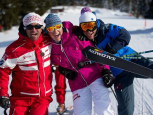 Les Houches l'endroit parfait pour le ski
