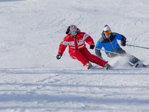 Les Houches - Piste de ski