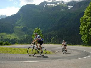 Road Bike the Tour of Mont Blanc Cycling