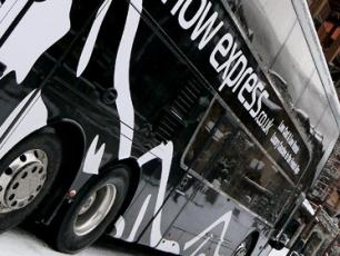 Snowexpress UK to Chamonix Coach