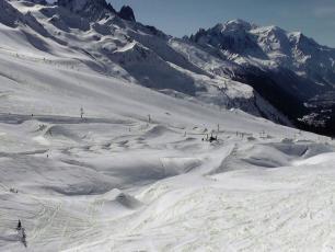 Snowpark Le Tour photo source: @Toussaint Nans