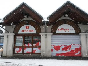 Chamonix Sud - bus station