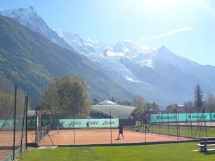 Terrain de tennis Richard Bozon