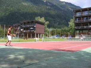Tennis et Squash Centre Sportif Richard Bozon Chamonix