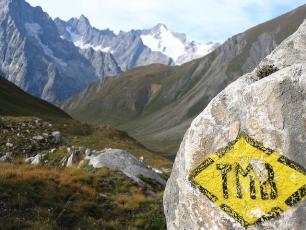 Tour du Mont Blanc Signe