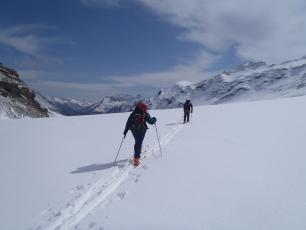Ski de randonnée: La Haute Route Chamonix-Zermatt