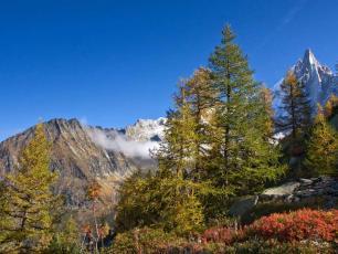 Trekking in Chamonix