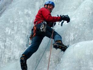 Trient Ice Climbing