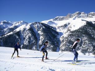 Ski de Fond - Chamonix Mont Blanc