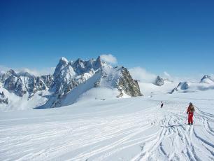 Ski Hors Piste: La Vallée Blanche, «La Classique»