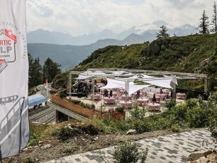 VerticAlp Café. Copyright @verticalp-emosson.ch