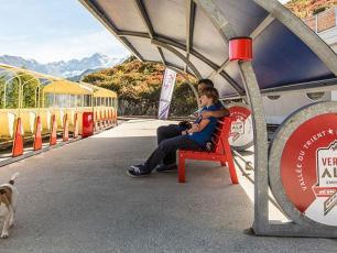 Station du VerticAlp Emosson. Copyright @verticalp-emosson.ch