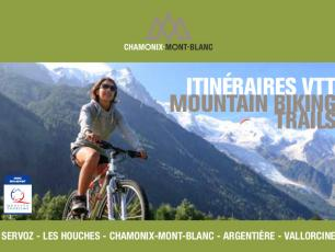 Downhill Bike Maps in Chamonix Valley