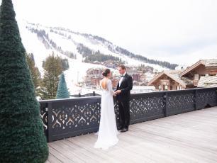 Wedding in Chamonix, French Alps