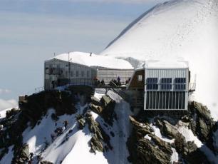 Ancien refuge du Goûter (3817 m)