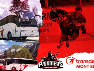 Take advantage of the Match & Bus Offer! Photo source: @http://www.pionniers-chamonix.com
