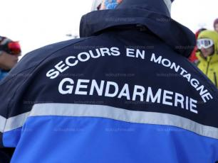 The PGHM of Chamonix found the body of the hiker who went missing on Friday, the 13th of September 2019. photo source @ledauphine.com