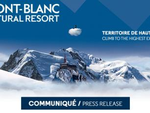 Chamonix: Closure Top of the Grands Montets 11 Jan 2018. Photo source: @Mont-Blanc Natural Resort