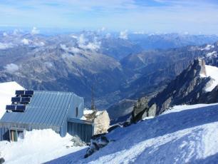 Refuge Vallot Mont-Blanc