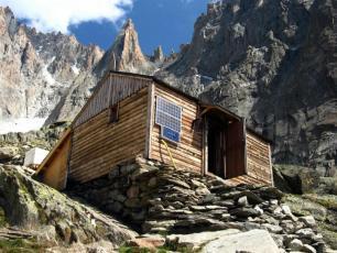 Charpoua Refuge, Mont Blanc Massif