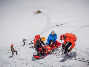 Mountain Rescue Team PGHM Chamonix