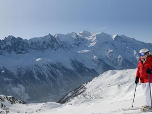 Ski season 2018/19. Photo Source: @montblancnaturalresort